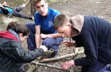 Challenging Behaviour Training
