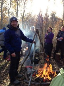 Learn how to inspire others through woodland activities!