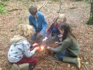 Learn about the John Muir Award and benefits to schools