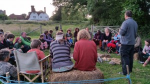 Community sacred fire