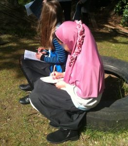 Join our Outdoor Literacy CPD on 23rd February, East Sussex