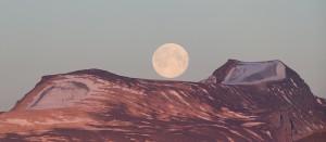Greenland sunset 4