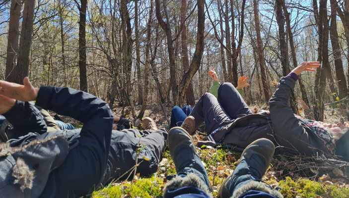 Forest Bathing Away Day