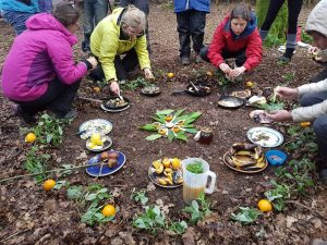 Forest School Training with Circle of Life Rediscovery