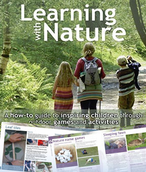 Learning with Nature Book