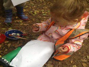 The adventures of Pumpkin Patch Nursery