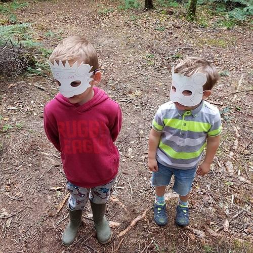 Forest Kindergarten - Local Nature Play